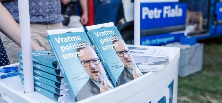 Strana ODS zveřejnila 12 bodů z tzv. Vyšehradské deklarace!