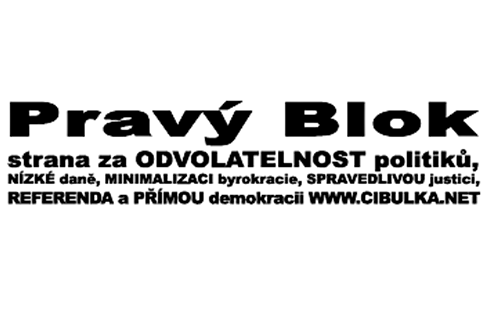 Volte Pravý Blok www.cibulka.net