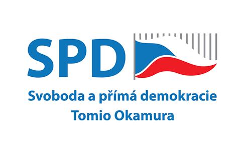 Svoboda a přímá demokracie – Tomio Okamura (SPD)