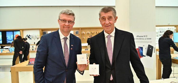 Novým ministrem průmyslu bude Karel Havlíček, Ťoka vystřídá Vladimír Kremlík