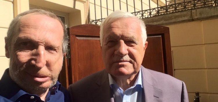 Václav Klaus ml. zakládá novou politickou stranu, představí ji po evropských volbách