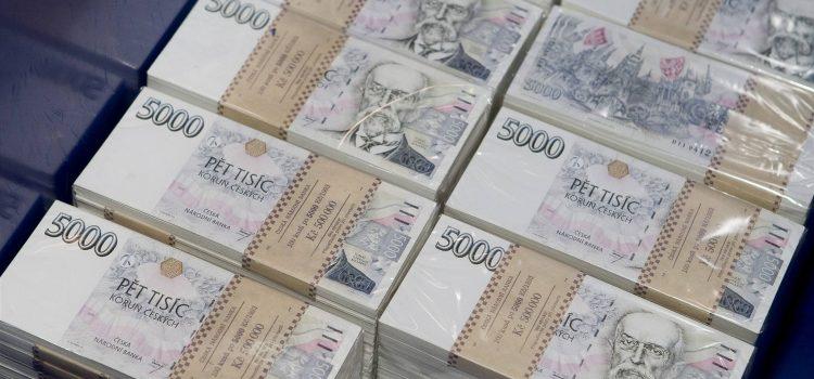 Stát loni vyplatil politickým stranám a hnutím přes 624 milionů korun na příspěvcích