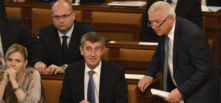 Nejdůvěryhodnějšími poslanci jsou Andrej Babiš, Václav Klaus ml. a Jan Hamáček
