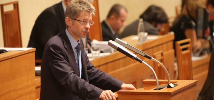 ODS nominovala do čela senátu Miloše Vystrčila, kandidaturu podpořili i lidovci