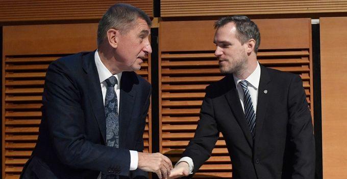 Premiér Babiš se dohodl s pražským primátorem Hřibem na směně pozemků i vládní čtvrti