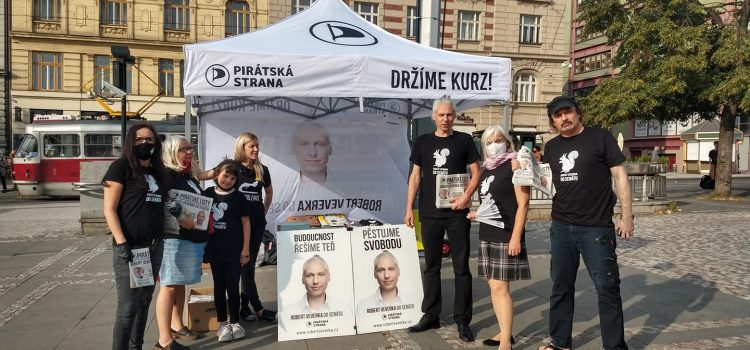 Nejvíce transparentní kampaň mají Piráti, nejméně ANO a SPD, uvádí organizace TI