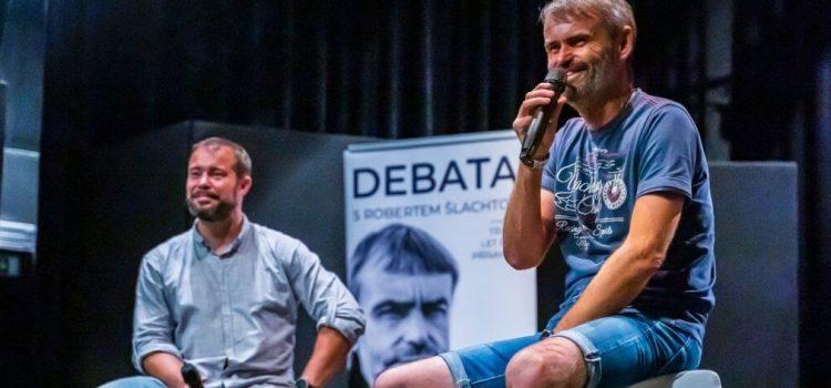 Bývalý šéf protimafiánského útvaru Robert Šlachta jde do politiky, založil vlastní hnutí