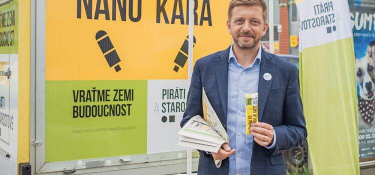 Vít Rakušan obhájil funkci předsedy STAN, ve podzimních volbách chce zvítězit